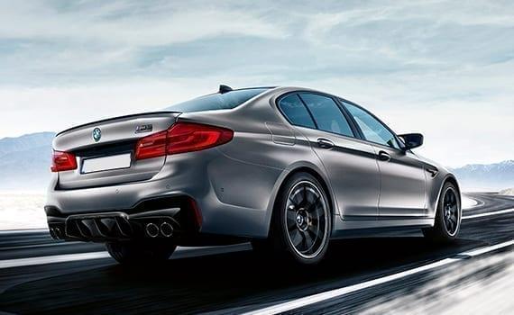 BMW M5 E60 características