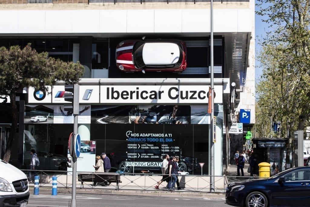 Caetano Cuzco en Madrid