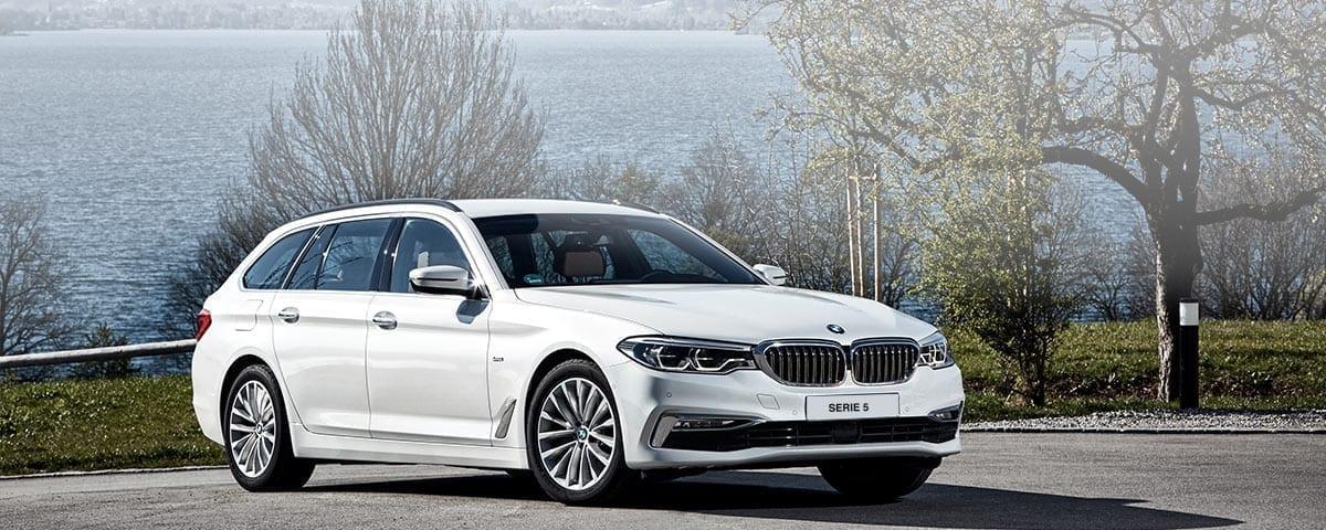 BMW Serie 5 de segunda mano