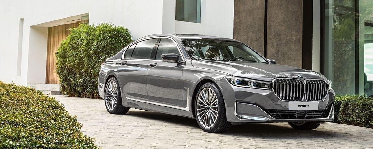 BMW Serie 7 de segunda mano