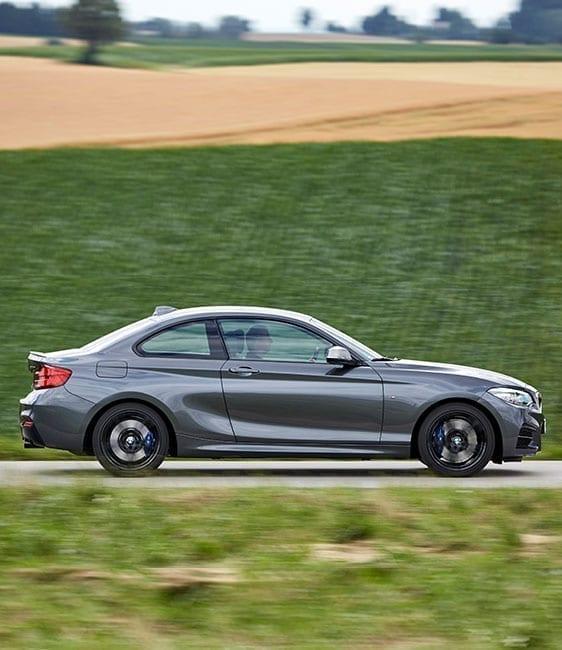 BMW Serie 2 modelo coupé