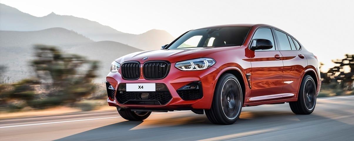 BMW X4 características y precio