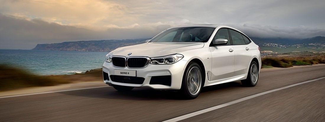 Precio del BMW SERIE 6 segunda mano
