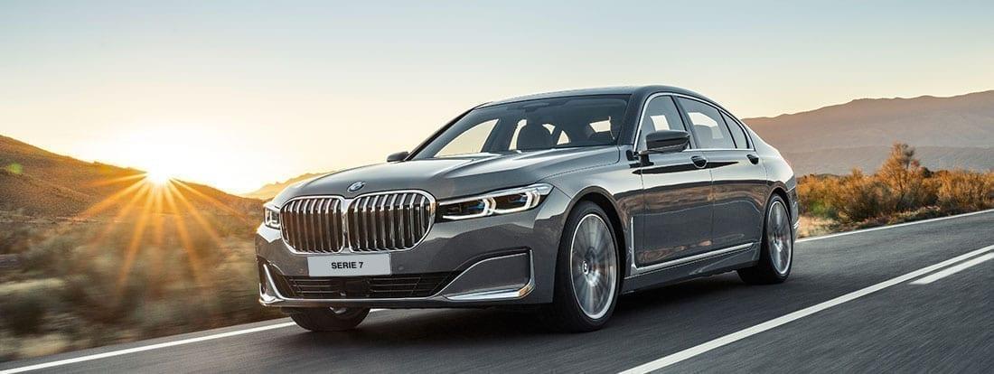 Precio del BMW Serie 7