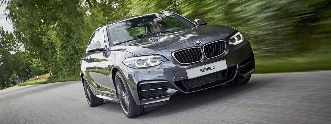 Precio del BMW Serie 2