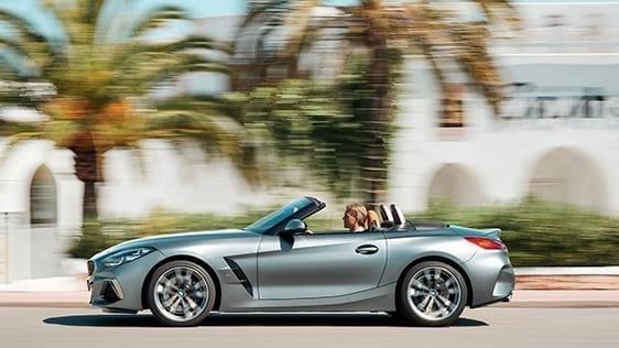 Medidas del BMW Z4