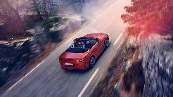 Características y Equipamiento BMW Z4