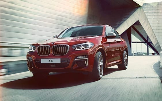 BMW X4 de ocasión