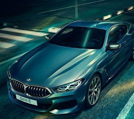BMW SERIE 8 de ocasión en Madrid