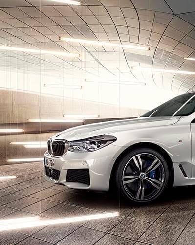 Nuevas características BMW Serie 6 Gran Turismo