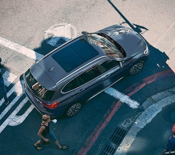 Descubre la gama mecánica del BMW X1