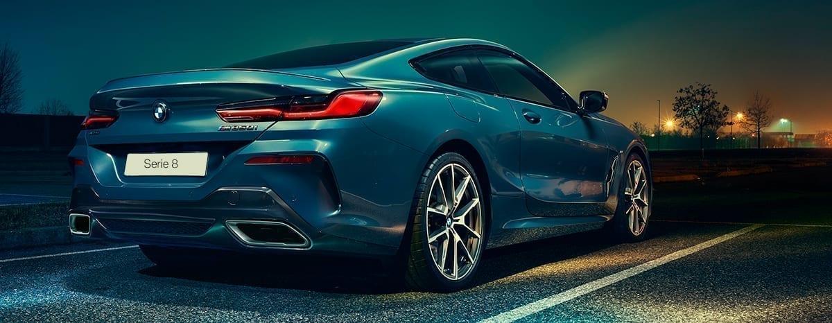 Precio BMW Serie 8 de segunda mano