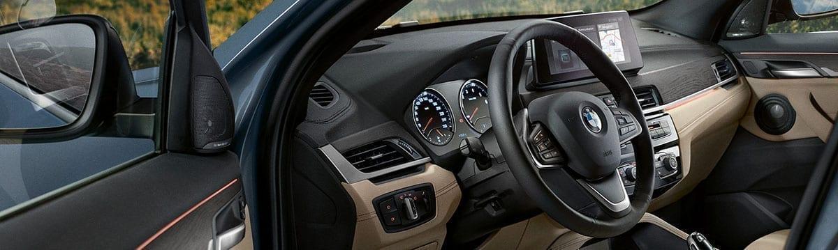 El equipamiento más innovador del BMW X1