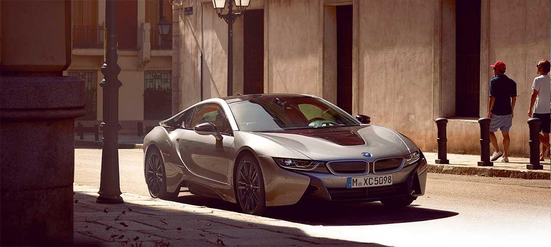 Coche eléctrico BMW I8