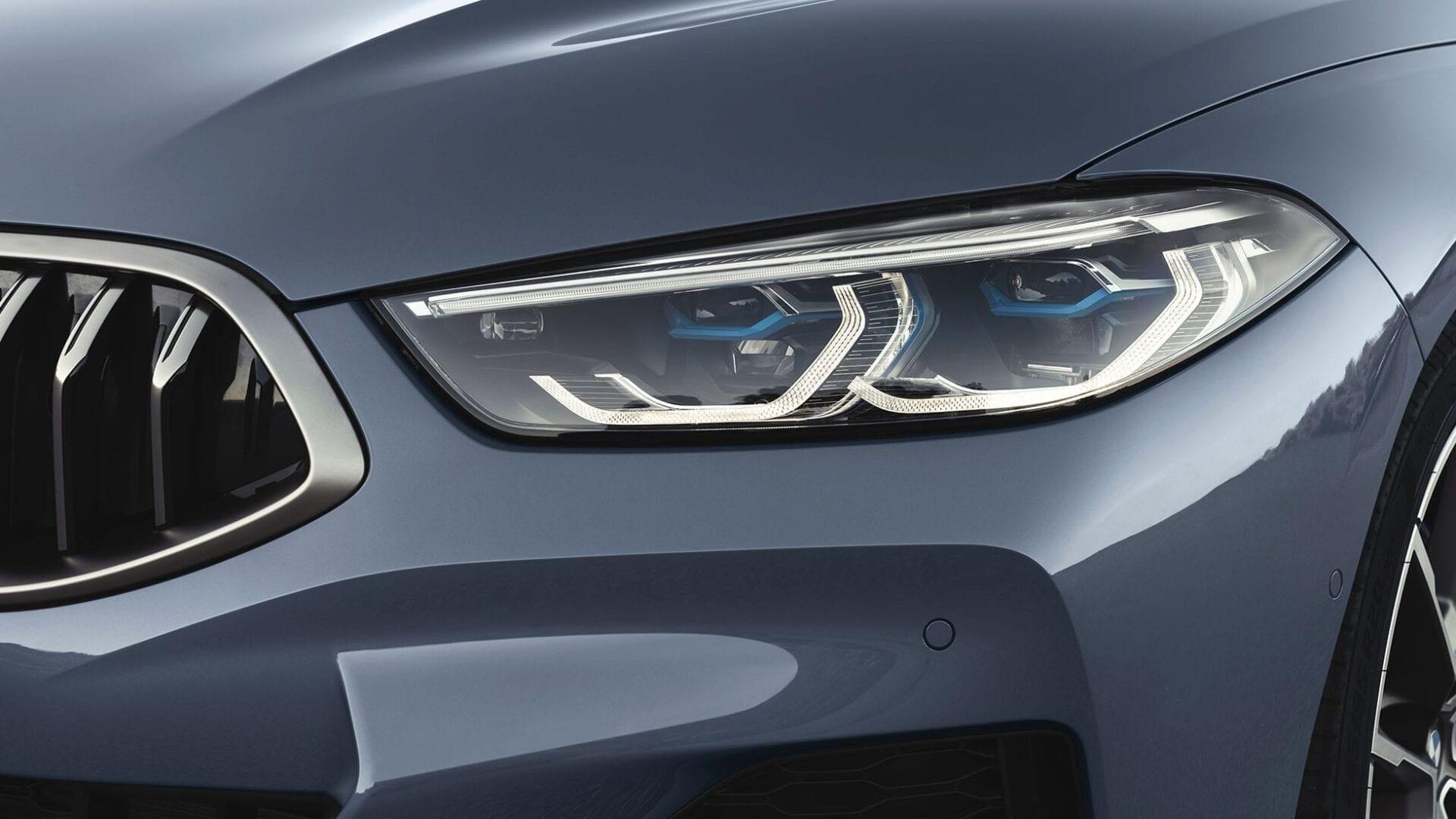 Tecnología Led BMW Serie 8
