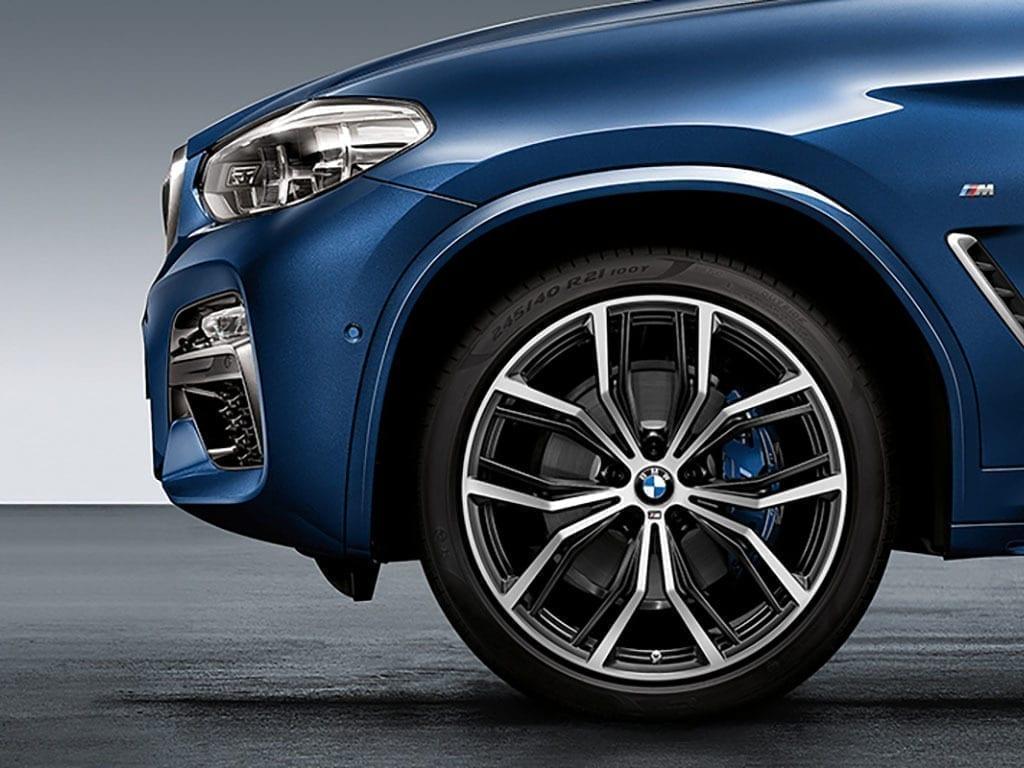 Llantas de aleación del BMW X3