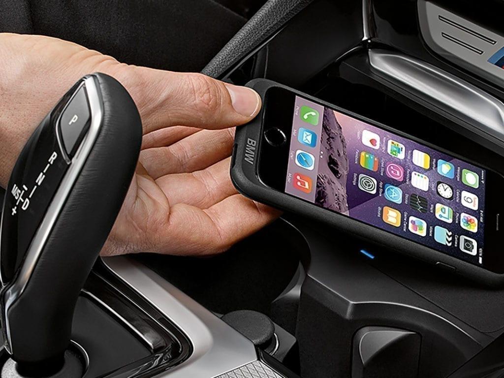 Sistema de recarga inalambrica para tu móvil