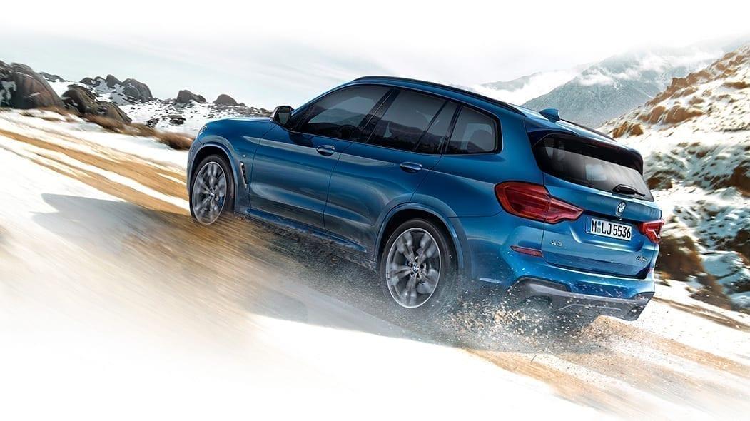 BMW X3 COUPÉ edción diésel
