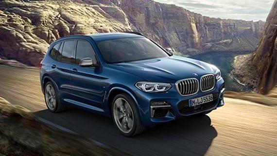 BMW X3 edición gasolina