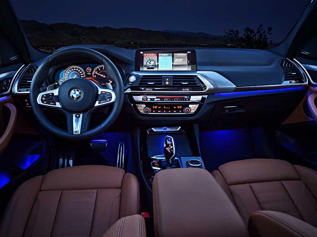 Diseño interior del BMW Serie 4 elegancia en cada rincón