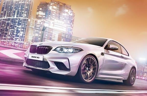 Características y equipamiento BMW M2