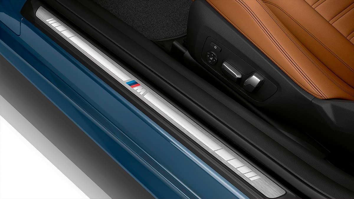 Umbrales puerta BMW Serie 4