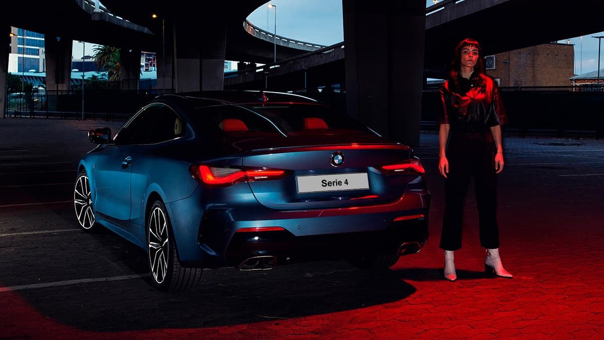 BMW SERIE 4, elegancia y deportividad