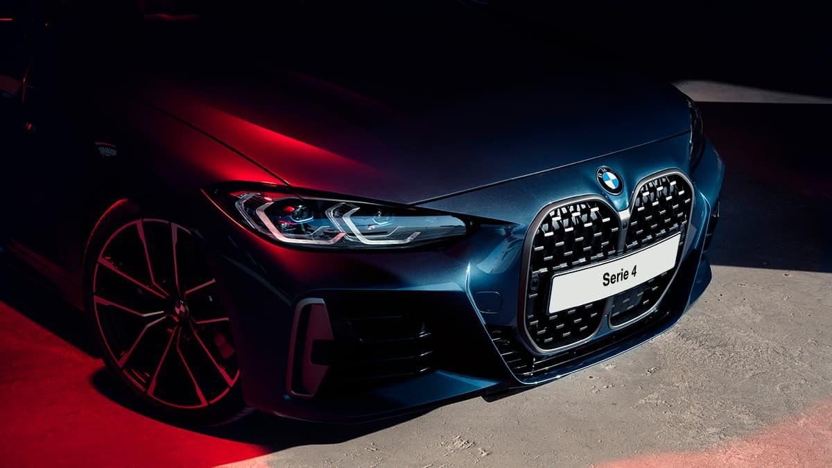 Nueva parrilla BMW Serie 4