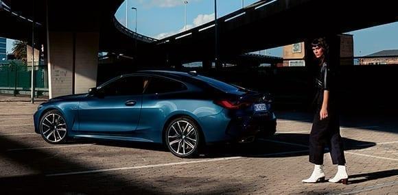 Precio de BMW Serie 4 de segunda mano en Madrid