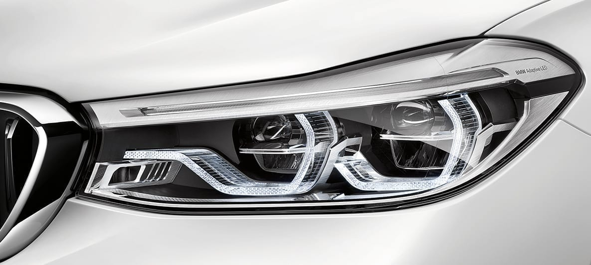 Tecnología Led BMW Serie 6 Gran Turismo
