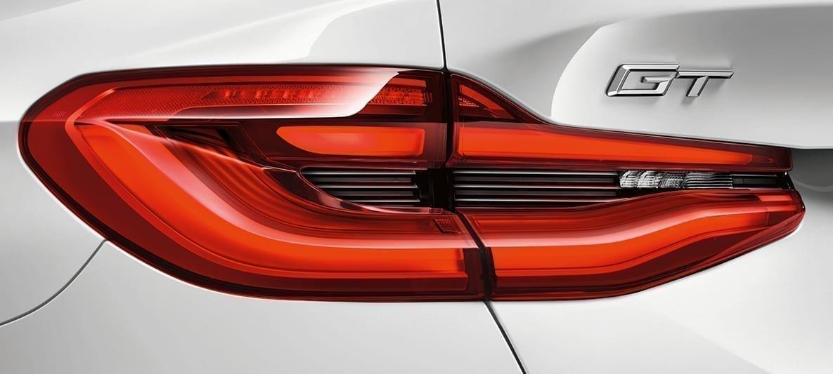 Logo gran turismo BMW Serie 6