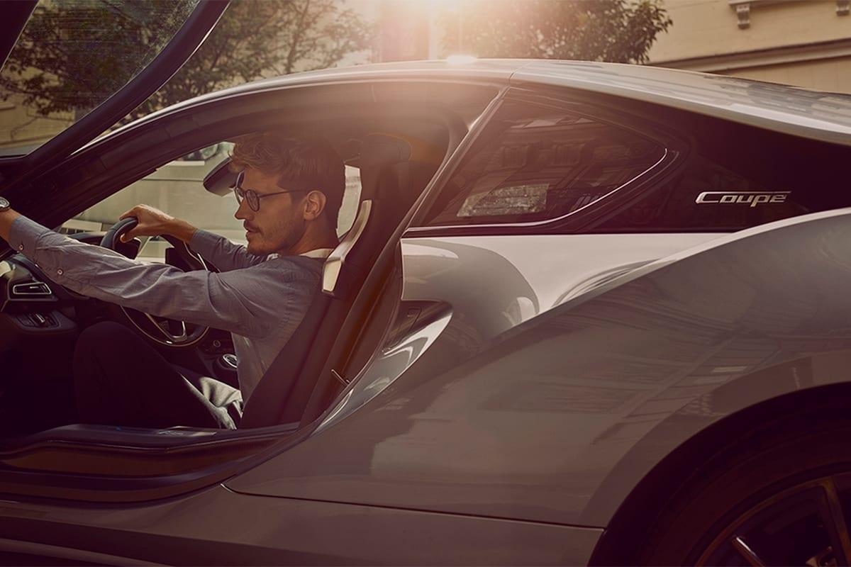 BMW I8 conducción única