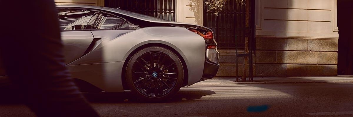 BMW i8 segunda mano