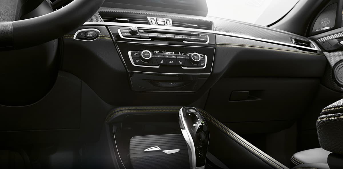 Diseño interior con carácter BMW X2