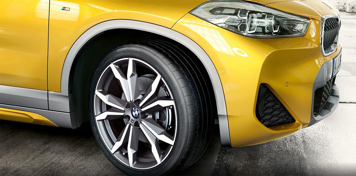 Llantas de aleación BMW X2