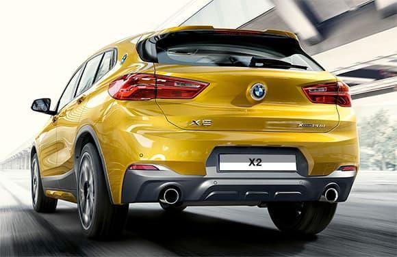 BMW X2 nuevo en Madrid