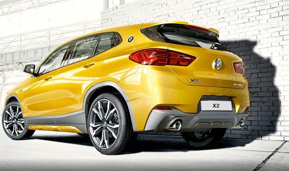 Precio de BMW X2 nuevo en Madrid