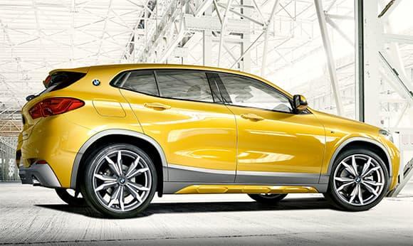 Precio de BMW X2 de segunda mano en Madrid