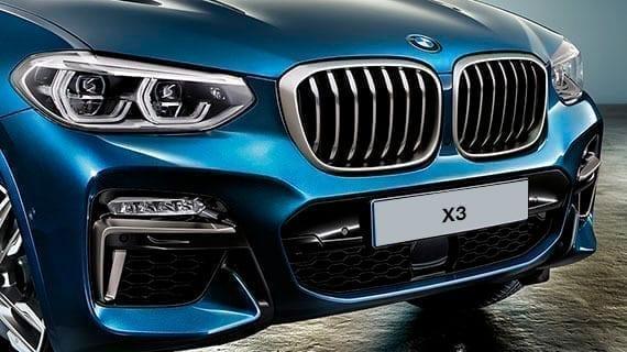 BMW X3 nuevo en Madrid