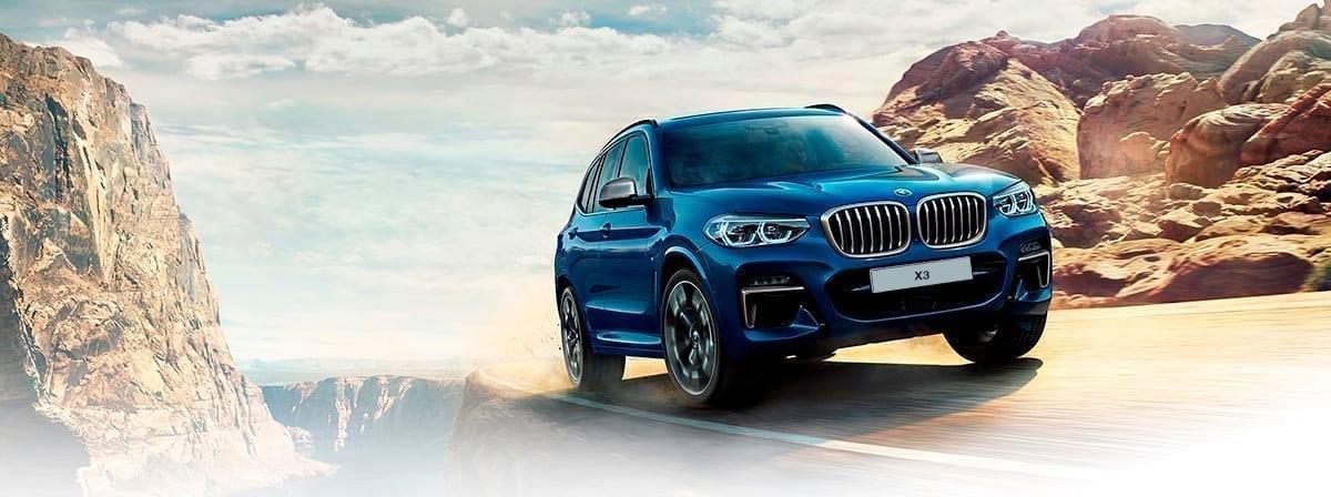 COMPRAR BMW X3 EN MADRID
