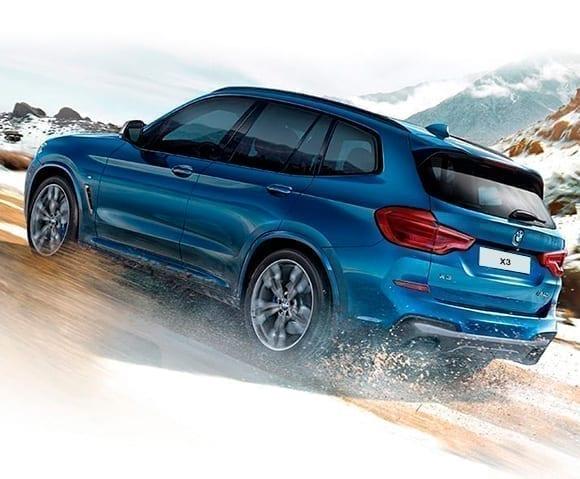 Precio de BMW X3 nuevo en Madrid