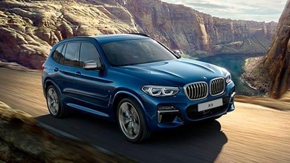 Precio de BMW X3 de segunda mano en Madrid