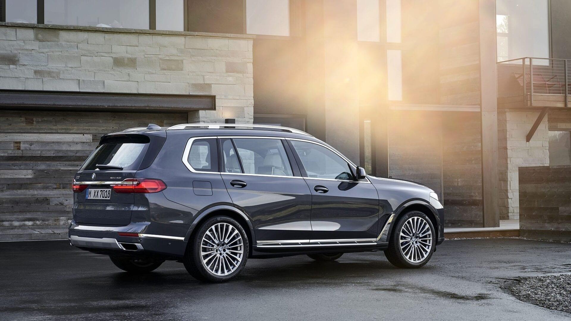 BMW X7 elegancia en estado puro