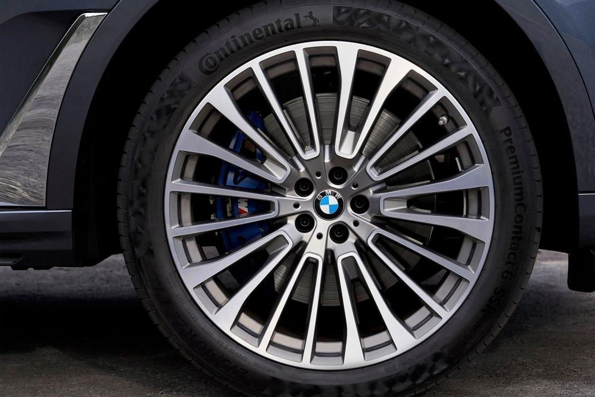 Llantas del BMW X7