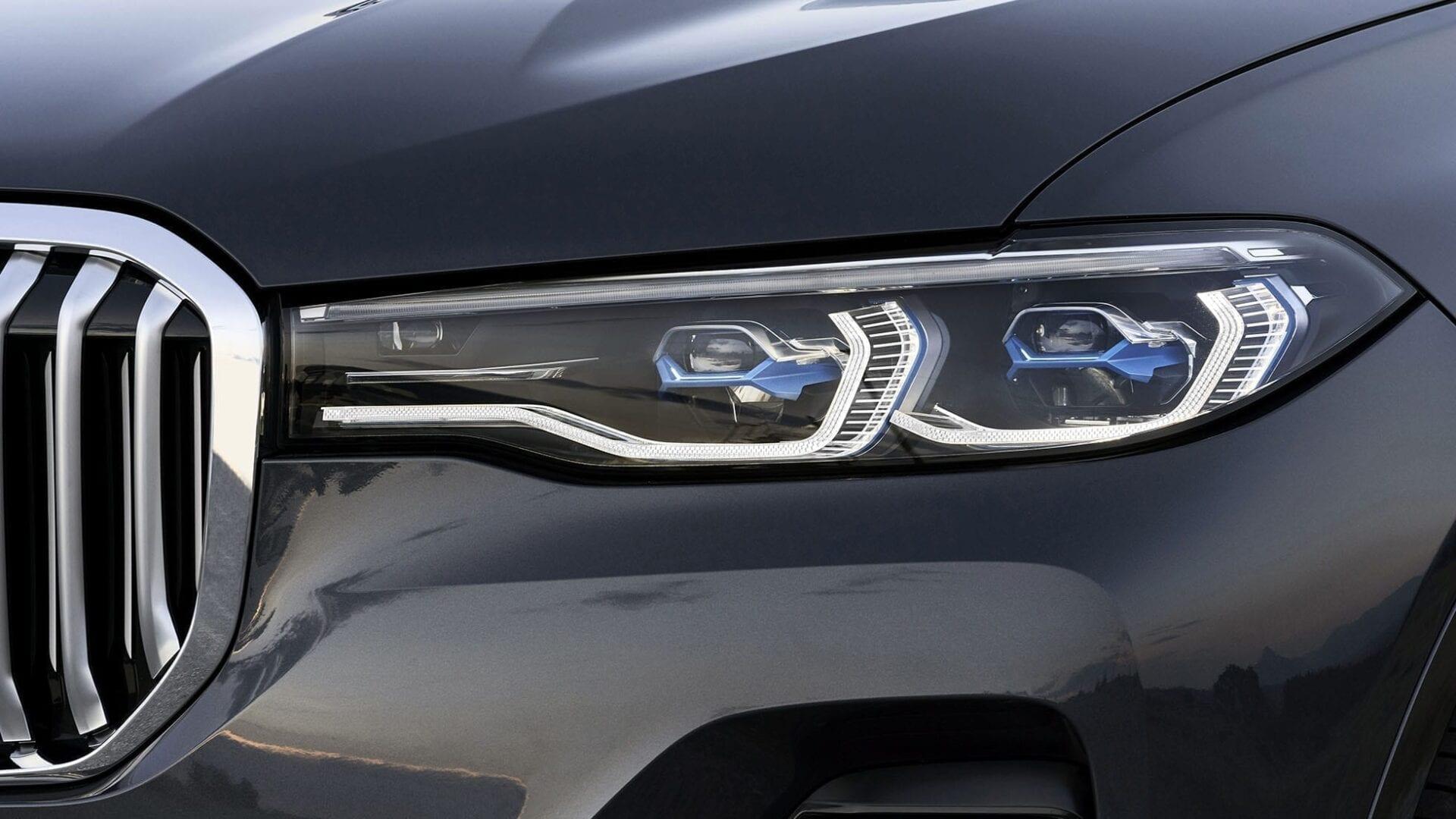 Luces led BMW X7
