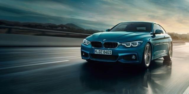 Nuevas características del nuevo BMW Serie 4