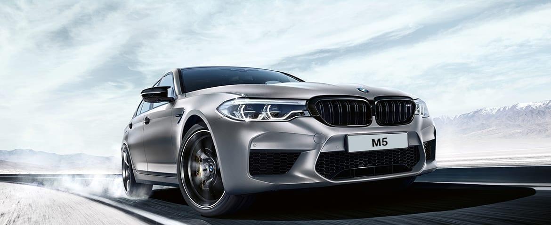 BMW M5, ingeniería de lujo