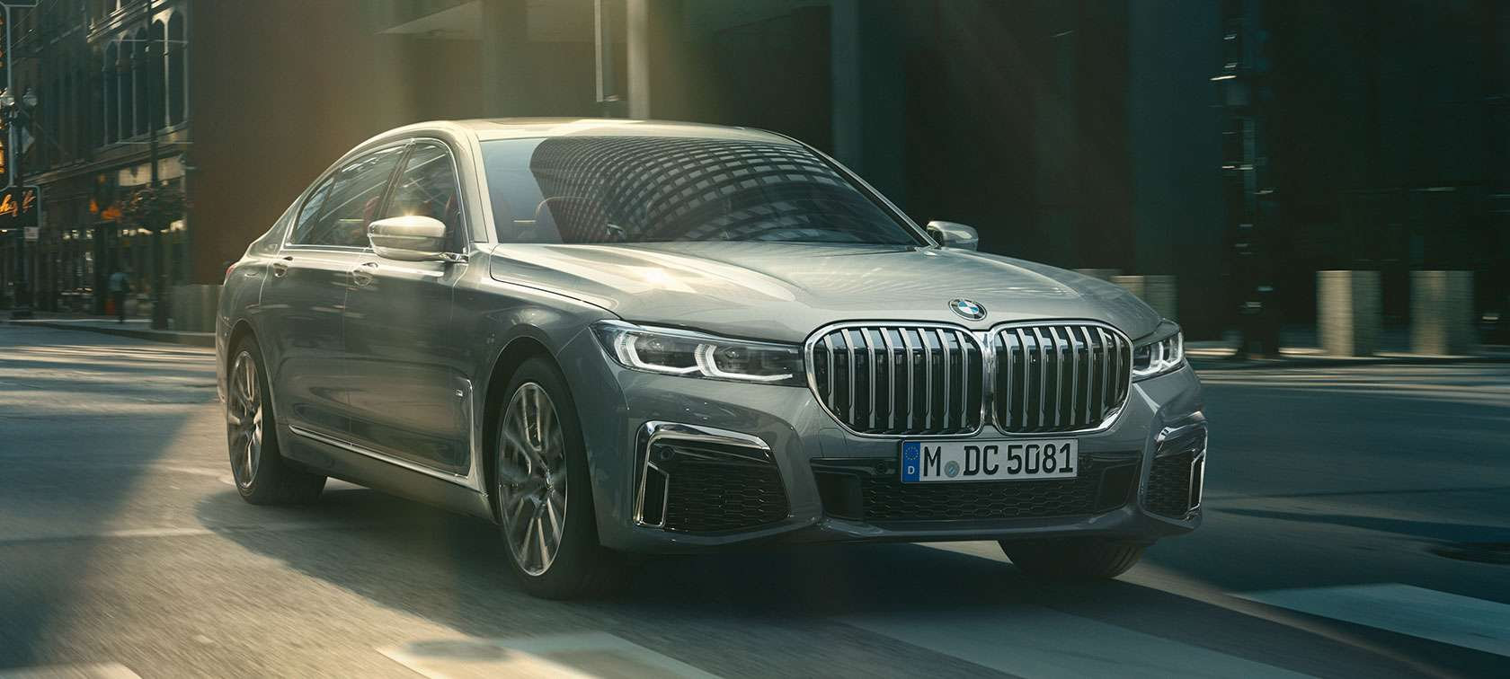 BMW Serie 7 gama de motores gasolina