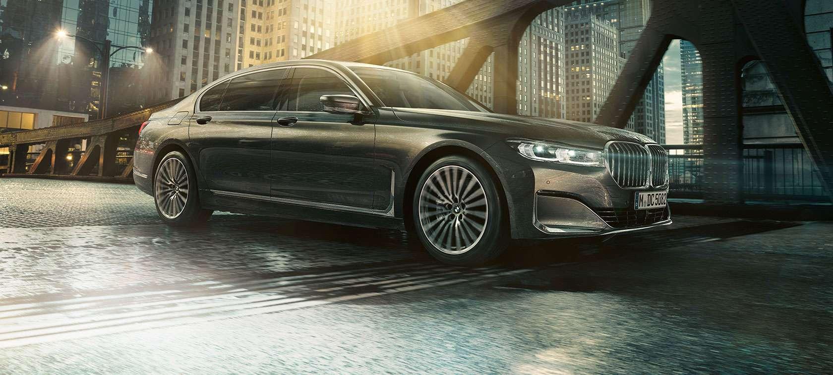 BMW Serie 7 motores diésel