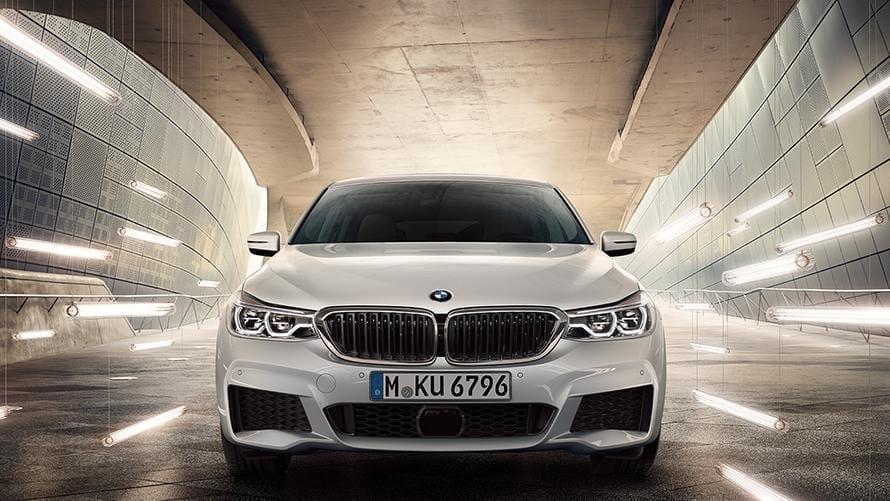 BMW Serie 6 Gran Turismo: lenguaje de diseño fluido